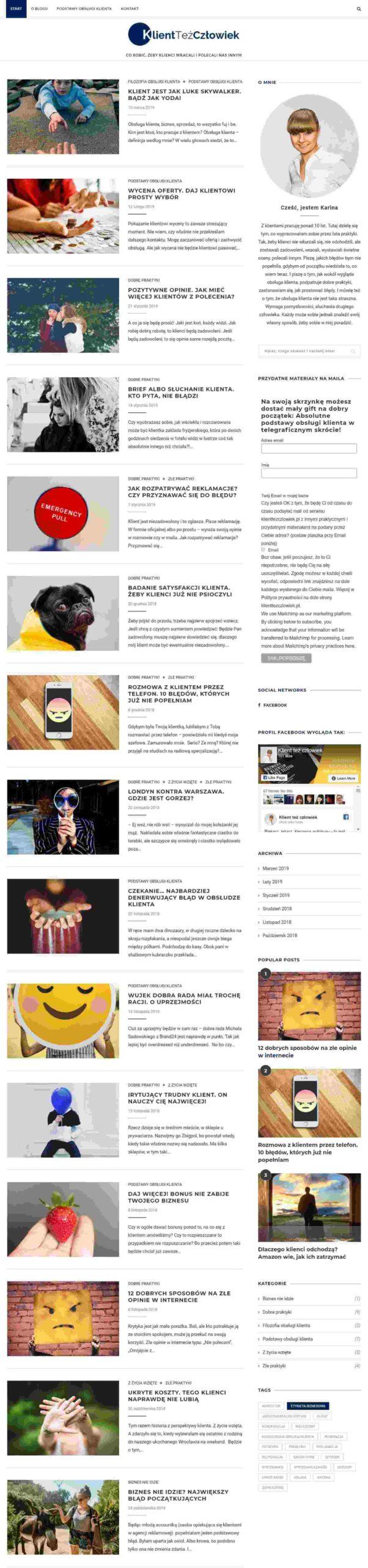 content marketing system newsletterowy freebee przyklad moovi