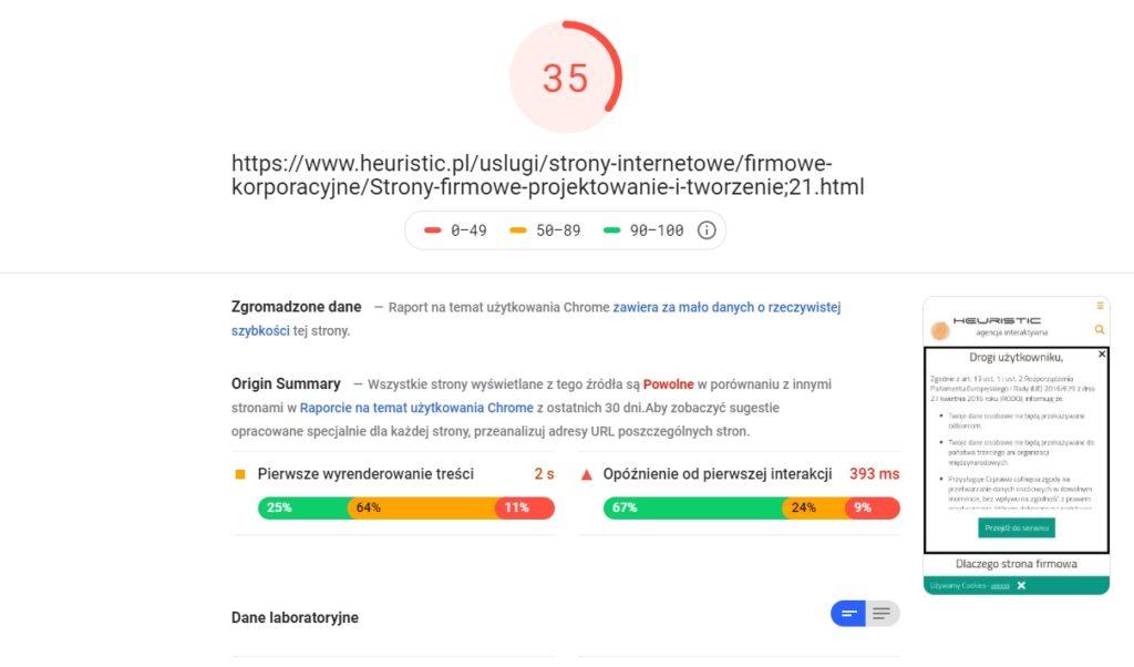 najlepsza-strona-seo-strony-firmowe-testy-predkosci-pagespeed-moovi