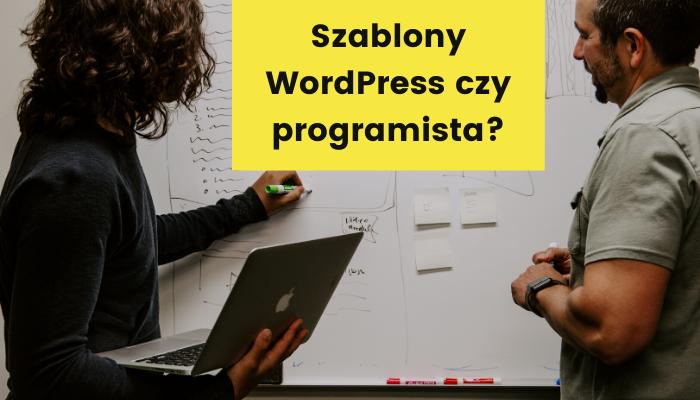 strony internetowe dla firmy szablony Wordpress czy warto analiza moovi