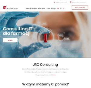 nowa strona firmowa realizacje moovi jrc consulting