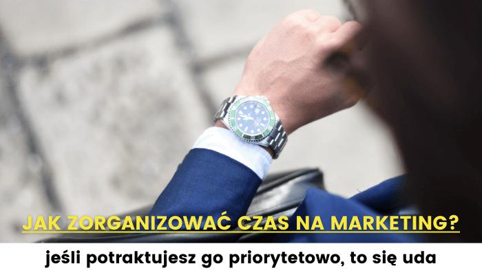 marketing dla firm organizacja