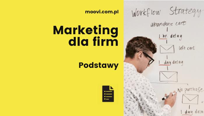 marketing dla firm wprowadzenie