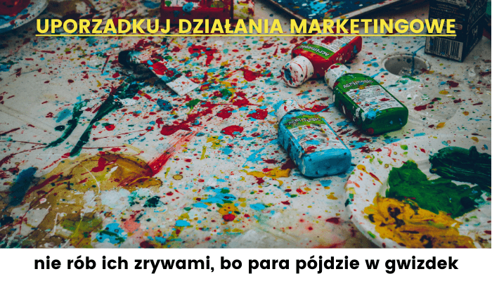 organizacja marketingu w firmie